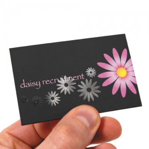 SPOT UV Overgloss BUSINESS CARDS