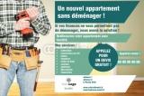 Les artisans su bâtiment font imprimer des flyers et des publicités à Lyon comme à Mantes-la-Jolie.