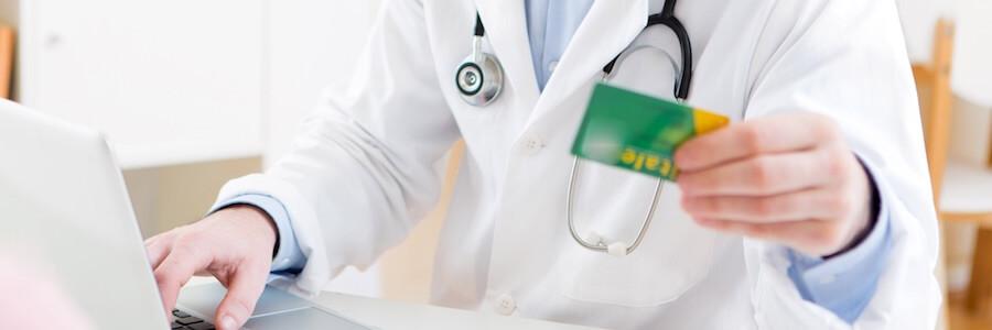 Pochette radio pour cabinet médicaux