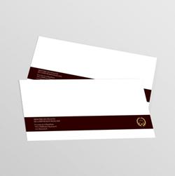Cartes de correspondance à imprimer