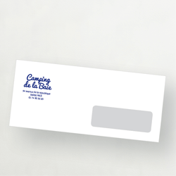 enveloppes DL avec fenêtre