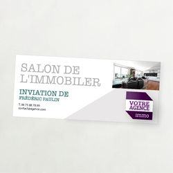 invitation immobilier