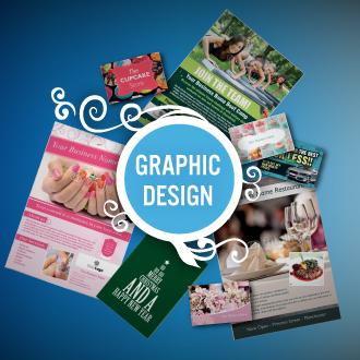 graphic design service at Danscot Print