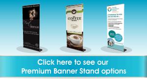 Premium Banner Stand