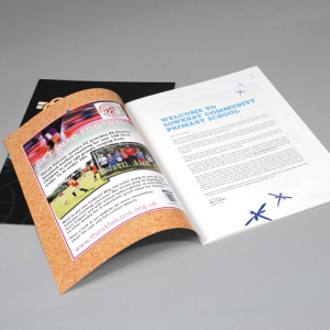 A4 Portrait Booklets : 100gsm Recycled