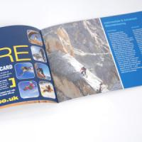 A5 Landscape Booklets : 150gsm Gloss