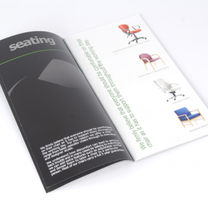 1/3rd A4 Booklets : 115gsm Gloss
