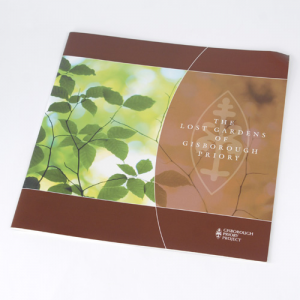 Medium Square Booklets : 115gsm Gloss