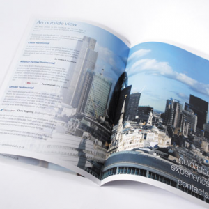 Digital A4 Booklets : Thin White Border : 100gsm