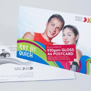330gsm Postcards