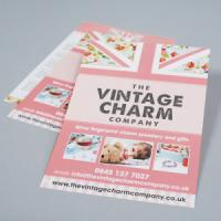 Saver Recycled Leaflets