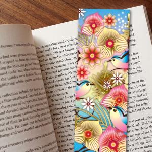 380mic Pulp Bookmarks