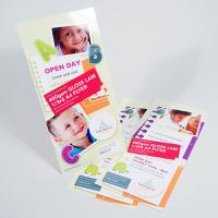 400gsm Gloss Laminated Flyers