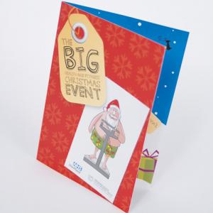 SmoothWove Christmas Cards