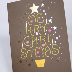 Cartes de Noël Prestige