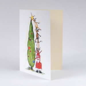 Template Christmas Cards