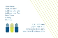 Karaoke Business Card  - Back