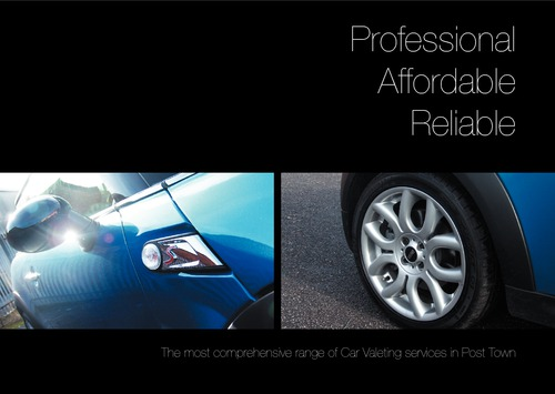 Car Dealers A5 Leaflets by SC Creative