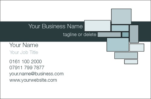 Builders Business Card  by Bex Turner 