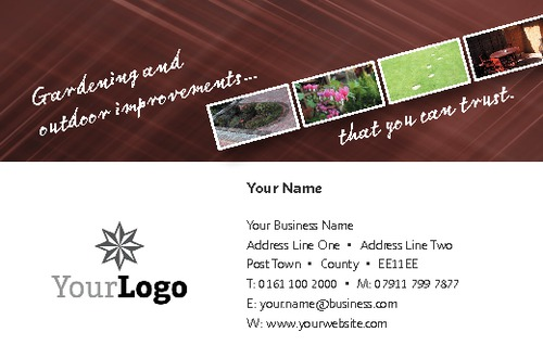 Home Maintenance Business Card  by SC Creative