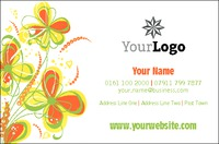 Florist Business Card  by