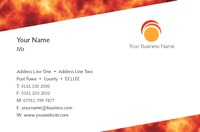 BBQ Business Card  by