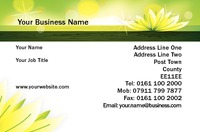 Beauty Salon Business Card  by