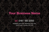 Cafe Business Card  by  