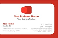 Business Card Modern Curve Collection by