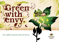 Garden Maintenance A5 Leaflets by Templatecloud 