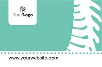 Physiotherapy Business Card  by