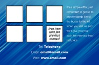 Energy Business Card  by