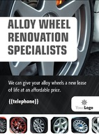 Automotive A5 Leaflets by