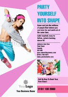 Dance A5 Leaflets by  
