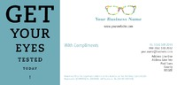 Opticians 1/3rd A4 Stationery by  