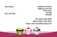 Cake Decorators Business Card  by