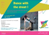 Dance A4 Leaflets by