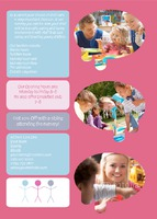 Nursery A6 Leaflets by