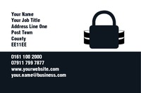 Security Business Card  by 