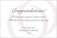 Wedding Planners Business Card  by