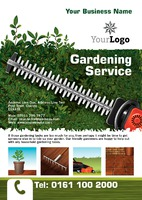 Home Maintenance A5 Flyers by
