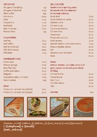 Restaurant A5 Leaflets by