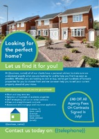 Estate Agents A6 Leaflets by