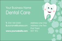 Health Business Card  by
