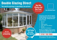 Window Fitters A5 Leaflets by  