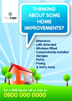 Home Maintenance A6 Leaflets by Chris Ratcliffe