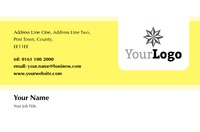 Tanning Business Card  by