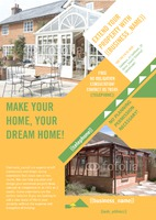 Home Maintenance A4 Leaflets by Claudia Vergine