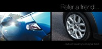Car Dealers 1/3rd A4 Leaflets by