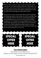 Animals A6 Leaflets by